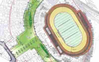 Abbey Meads Stadium Redevelopment, Swindon