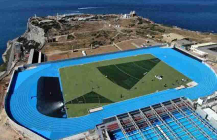 Lathbury Sports Complex, Gibraltar