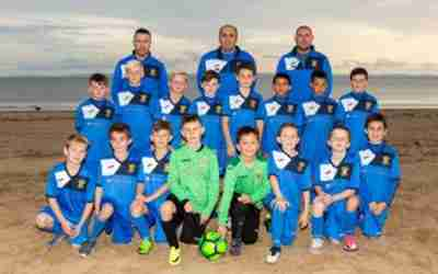 Sandfields Colts Under 10's