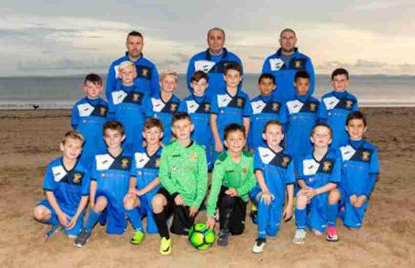 Sandfields Colts Under 10's Sponsorship