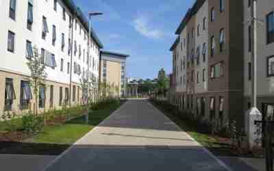 Wallscourt Park, UWE, Bristol
