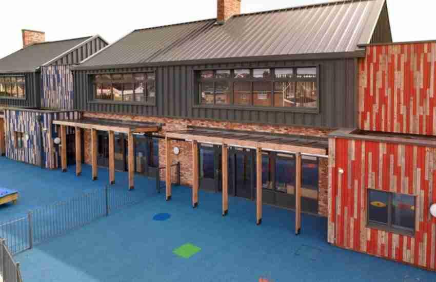 Ysgol Pen Rhos School, Llanelli