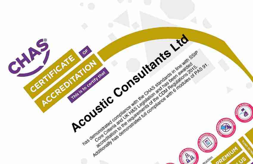 Certificate CONSTRUCTIONLINE GOLD 2020