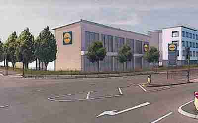 Lidl – White Rock, Paignton