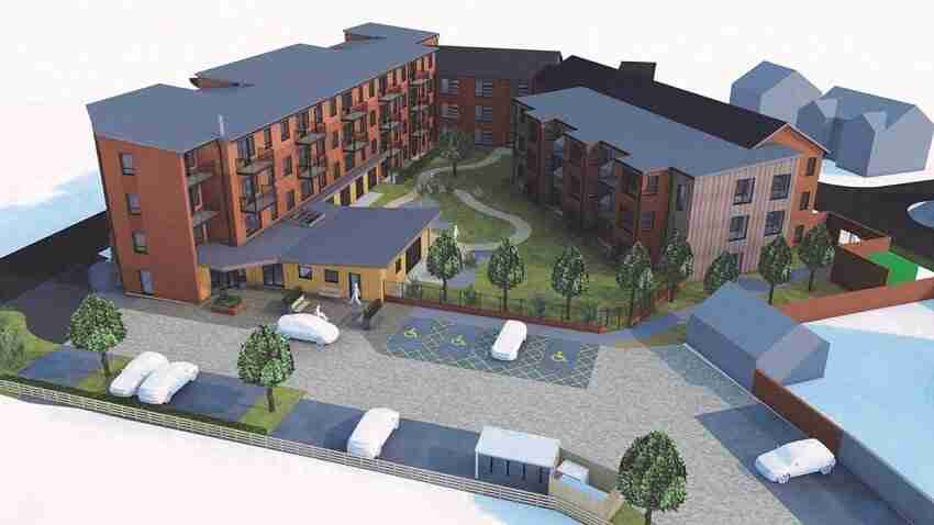 Extra Care, Jenners Boulevard 2